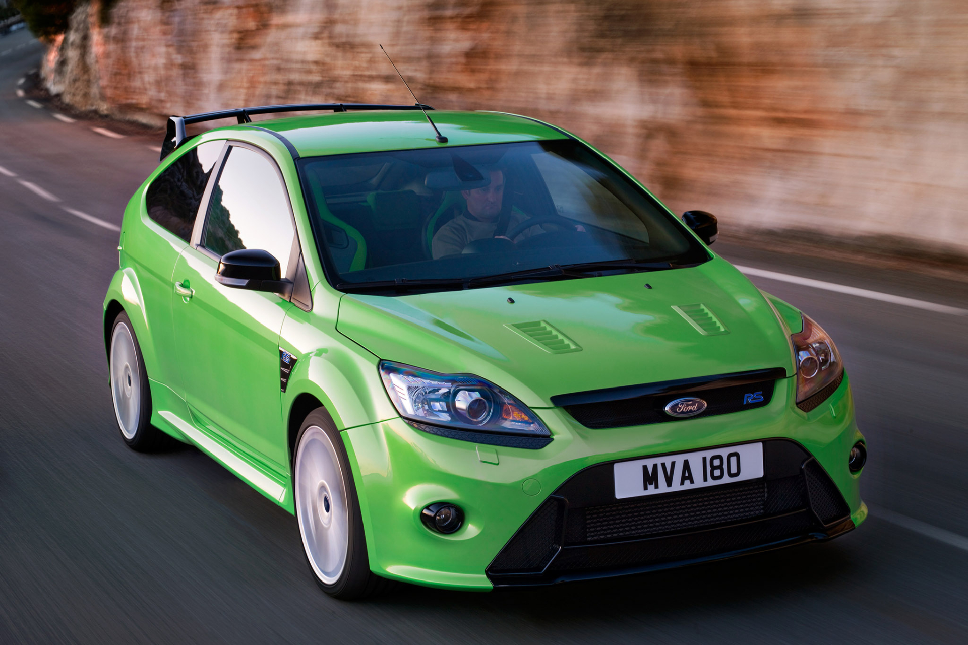 Ford Focus RS (2009 - 2010)